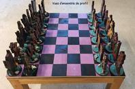 "Jeu d'échecs ""Chess Fantasy"""