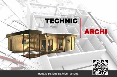 Technic archi bureau détudes en architecture bureau détudes en