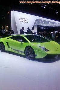 Geneva Motor Show 2010