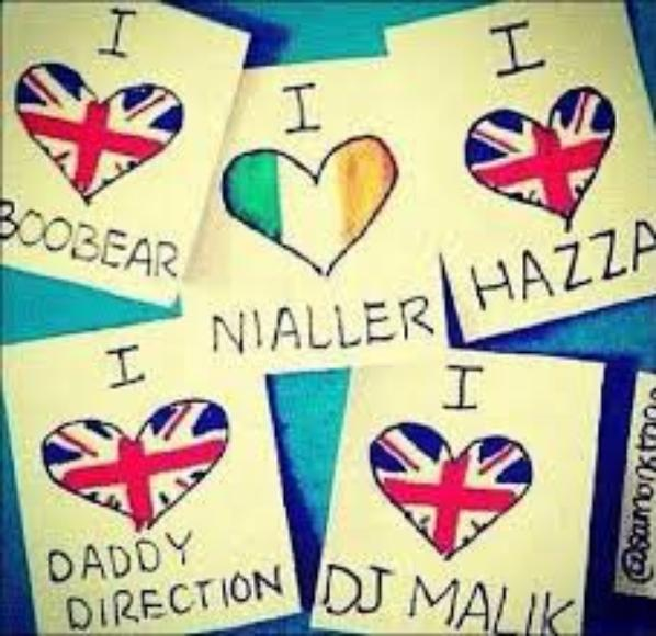 One Direction One Bands One Dream  ♥