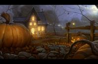 Bientôt... L'Halloween ! ƪ(`▿▿▿▿´ƪ)