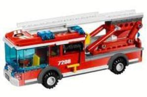 lego 7208 caserne pompiers bienvenue. Black Bedroom Furniture Sets. Home Design Ideas