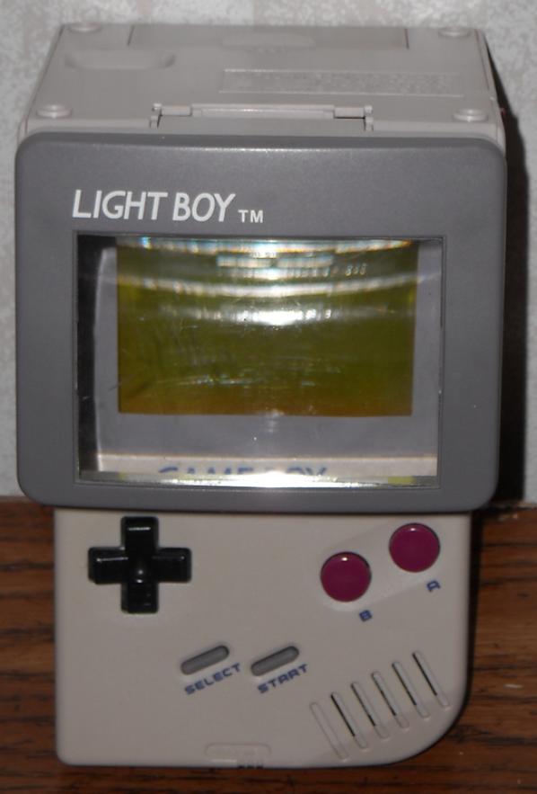 La light boy