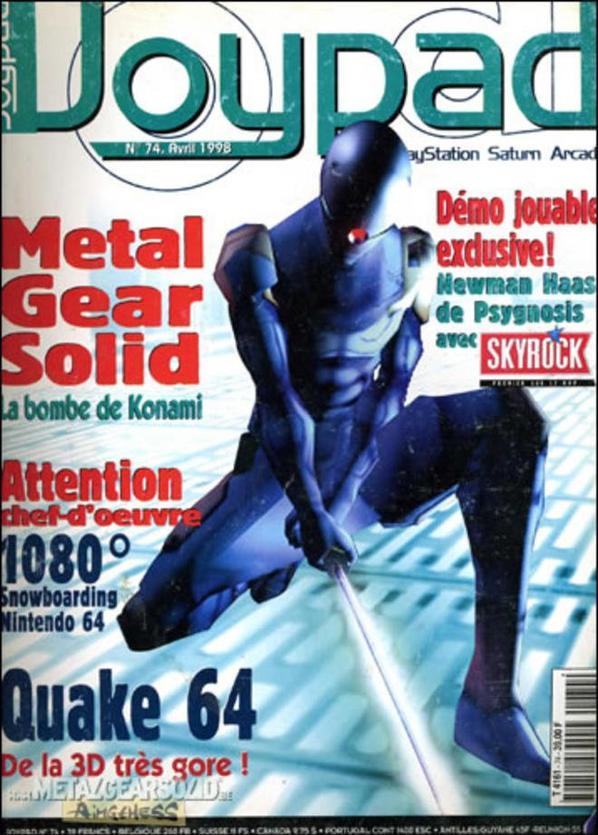 Le Joypad (magazine)