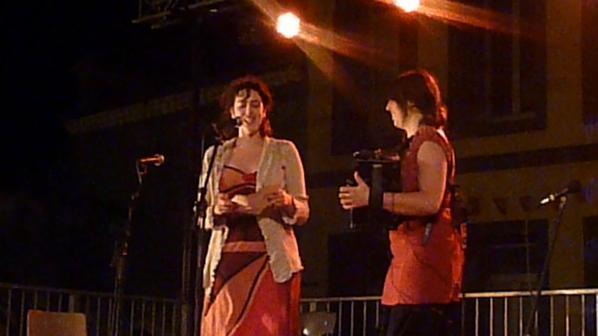 TOTAL FESTUM , Les Favejades de VIAS (34), le 22 juin 2013