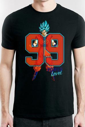 """Nouvelle collection de t-shirts """" Power Level """" !"""
