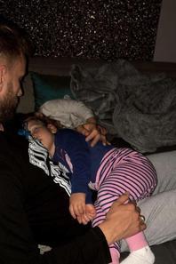 Ivan & Raquel Rakitic avec leur filles