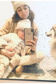 Candy Rae Fleur & son fils Lowen Blind