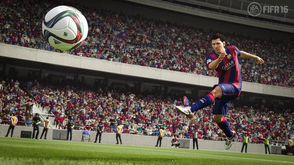 Fifa 16 sortira le 24 septembre