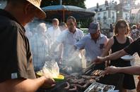 Les jeudis de l'été sur le Cours Saint-Mauris, édition 2013...