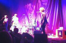 1er concert à Swindon