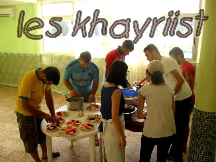 """ACTION 31/07/2013 """"Une table deux générations"""""""