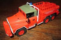 Ma collections pompiers Hachette
