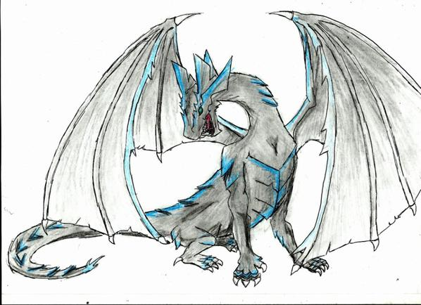 Articles de grimmy x tagg s dragon grimmy 39 s drawing d - Dessin dragon couleur ...