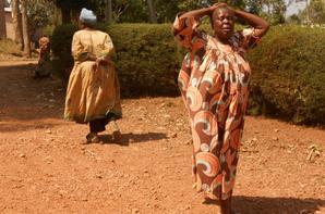 NÉCROLOGIE: Le cameroun pleure! à baleng par bafou c'est une consternation totale.