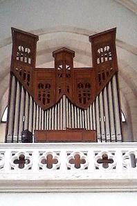 La Châtre, église