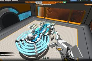 Robocraft, Le SpinRacer 2160