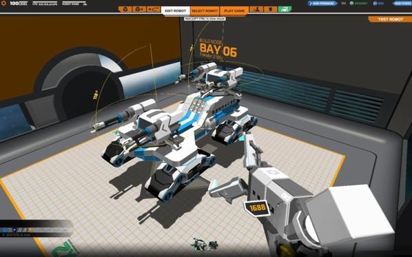 Le Flakator 2160, mon bot anti-aérien.
