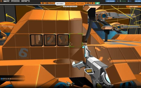 Robocraft, Le CF-Alliance Extractor