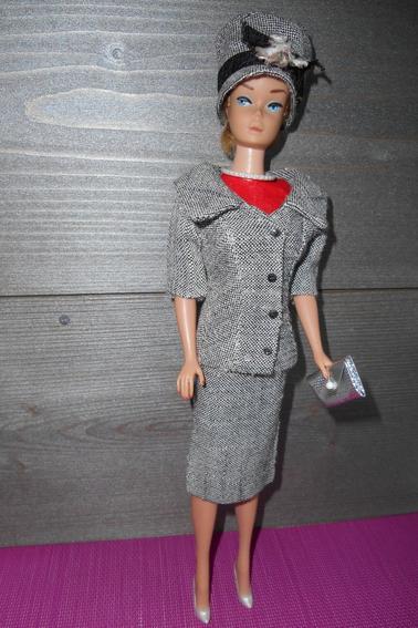 MIDGE en TENUE CARRER GIRL (954)   1963