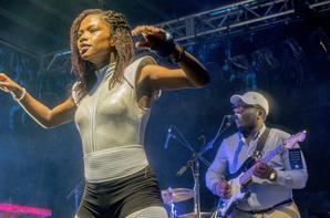KIZABA En performance live #music #Electro #Afro #Pop #Housemusic