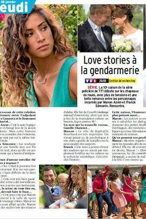 Interview de Manon Azem et Franck Sémonin