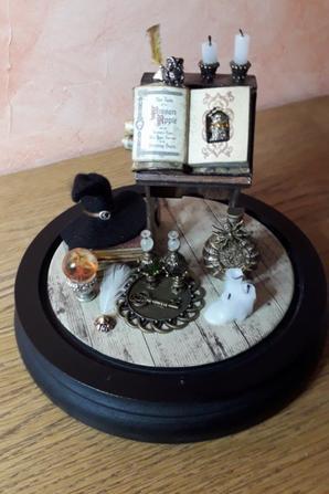 Sorcellerie en miniature