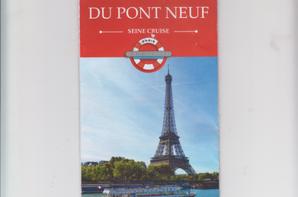 ....au gré de la Seine