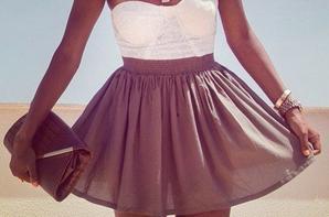 Des Robes Les Filles La Mode Des Ados