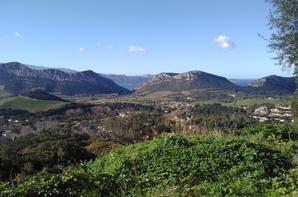 Corse, jour 8 (bis) : traversée du désert et randonnée à Saint-Florent