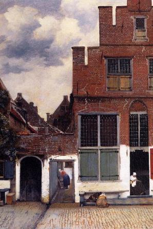Les belles peintures hollandaises...