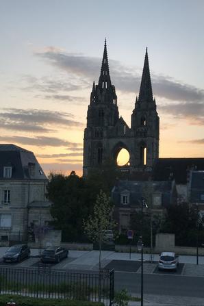 A Soissons, chez un confrère pour le client BTP brraaa brrrrraaaaa