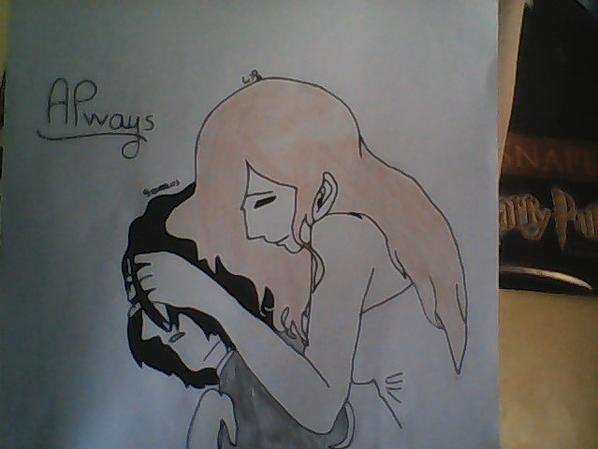 Lily X Severus
