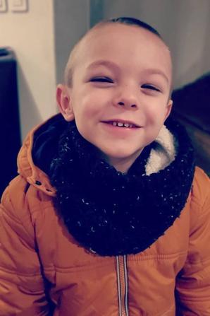 Mon fils Nolan bientôt 5 ans le 27/02?❤️??