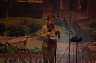 SCENE OUVERTE DU GISC LE 9 NOVEMBRE 2012 A CARCASSONNE