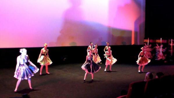 Samedi  O6 Avril   Cap   Cinéma (ZI.PONT ROUGE  1°partie : Culturelle, Artistique, chorégraphique et Lyrique