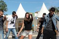 """les intervenants au village des associations à Carcassonne """"samedi 14 Septembre 2013"""