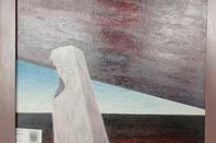 L'artiste peintre - sculpteur Arlette Mouton de Saint-Frichoux soutient  LA 3° édition SORTEZ VOTRE ART  .