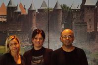 les projets du gisc 2014  L'estime de soi à la salle joe bousquet et à la maison de retraite ou 2 ateliers  esthétique avec l'école Cybèle  de Carcassonne