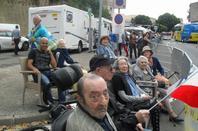 LE TOUR DE FRANCE A CARCASSONNE EST PASSÉ DEVANT LA MAISON DE RETRAITE