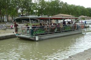 Programme : départ 10H00  Maximum 20 personnes nous affréterons   À bord du bateau LOU GABARET  prêtez gracieusement p