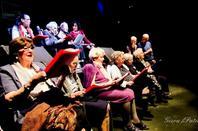 Depuis Novembre 2006  • la Chorale génération •Korian Le Bastion (Maison de retraite) et l'Ecole maternelle Liberté de Carcassonne lutte contre Alzheimer.