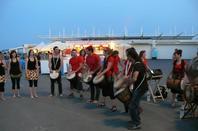 L'association GISC organise la 5ème édition  Place à la Danse  au centre ville et  concert pop rock  à 17H00  sur le square André Chénier, au village McDO Kids.