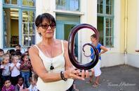 REMISE DU TROPHÉE « « A TOUTE AGES EN PARTAGE » GISC/ RESERVOIR D'ARTISTES