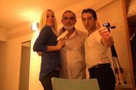 suite tournage film yannidan BOND 2013