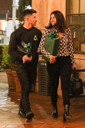 _ 09.10.2019 | Nick & Priyanka de sortie à Beverly Hills :