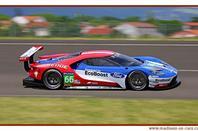 La Ford GT de retour au Mans en 2016