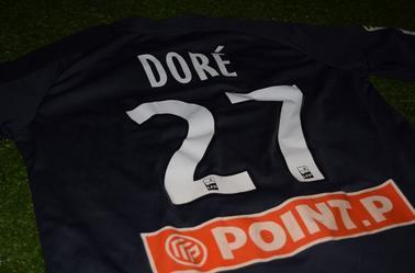 Maillot Coupe de la Ligue 2011-2012 de Fodé Doré