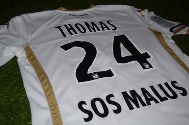 Maillot Extérieur 2019-2020 de Romain Thomas