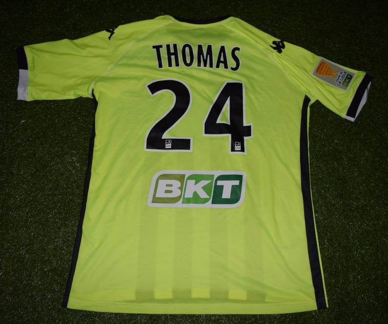 Maillot Coupe de la Ligue 2019-2020 de Romain Thomas
